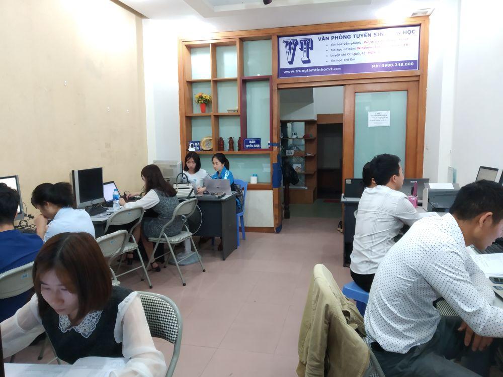 Học MOS ở đâu TPHCM uy tín giá rẻ và đảm bảo đậu?
