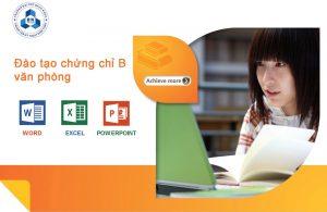 Tin học bằng B học những gì và học có khó không?